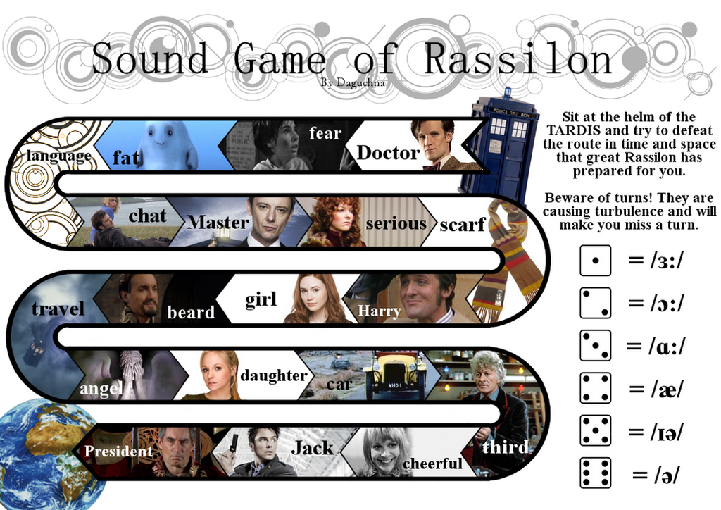Sound Game of Rassilon by daguchna