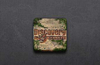 Discovery Channel Icon - Jaku theme
