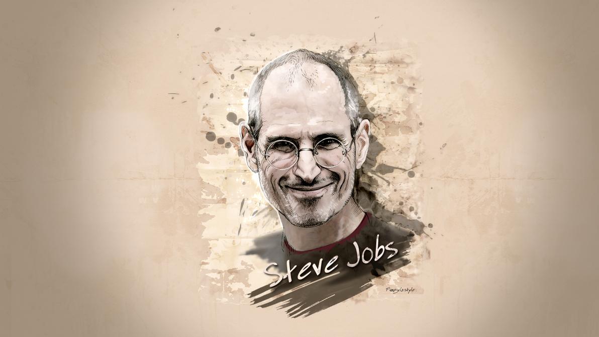 steve jobs by fungila
