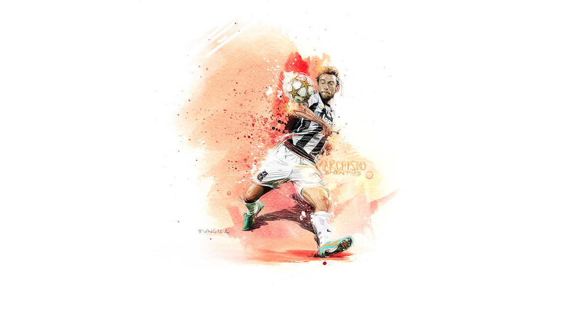 Marchisio-juve by fungila