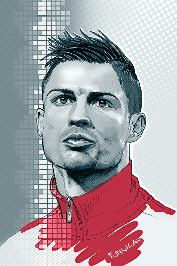 Cr7 Cr7 Colorato By Fungila