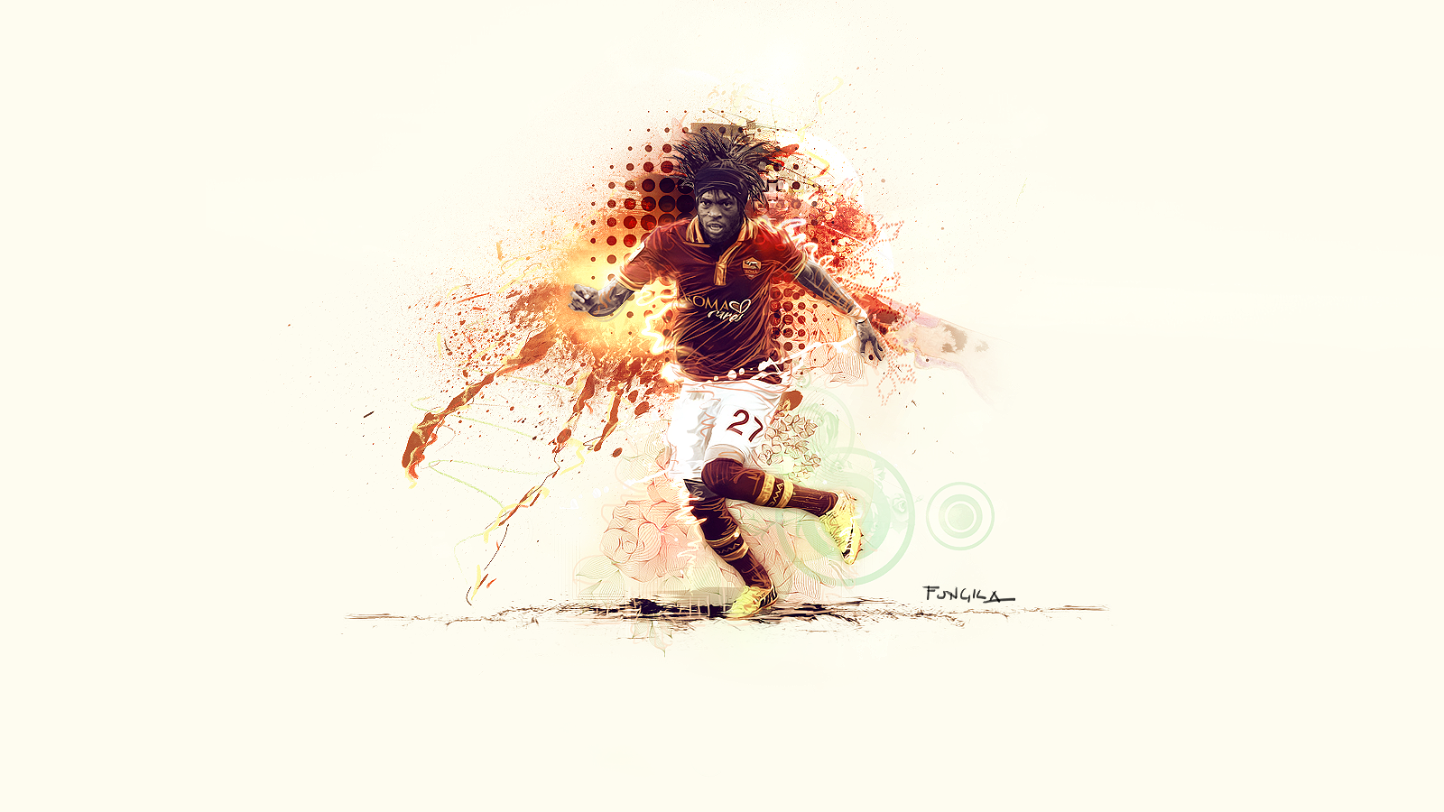 Gervinho by fungila