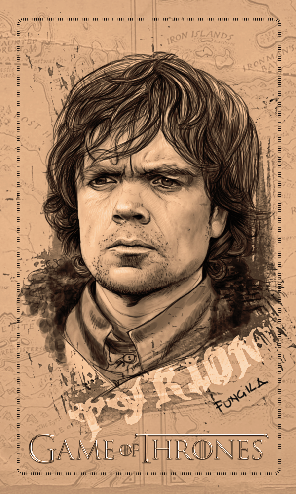 Tyrion by fungila
