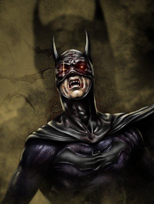 batman feat paolo voto by fungila