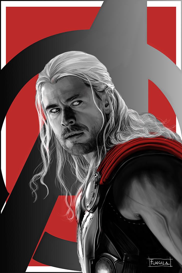 Thor by fungila