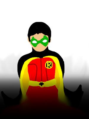 Robin by blackstormwarrior