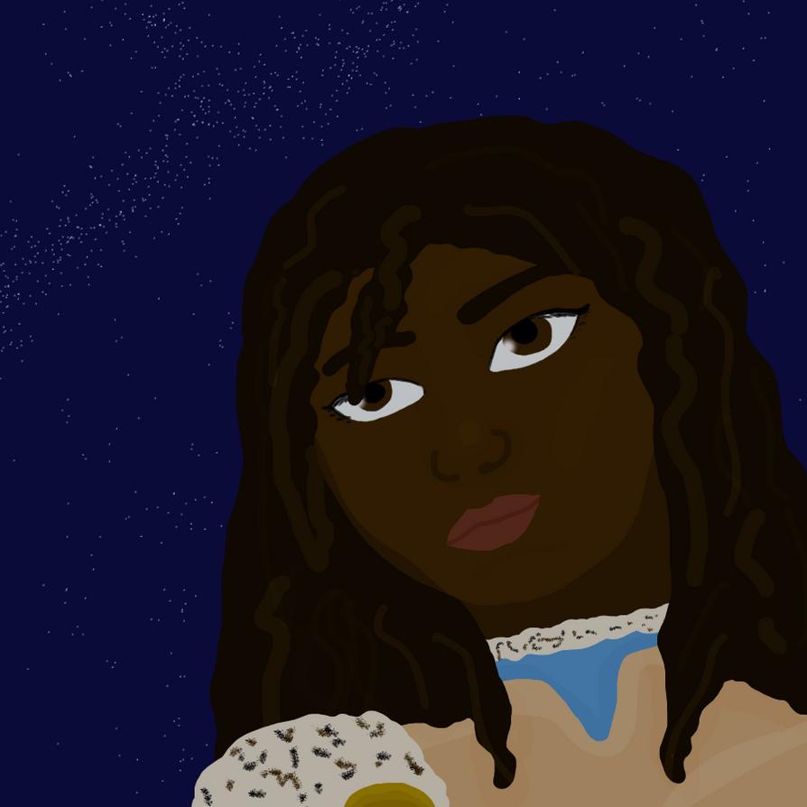 Freya by blackstormwarrior
