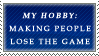 My Hobby Stamp by Spikytastic