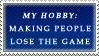 My Hobby Stamp by Spikytastic