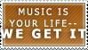 We Get It Stamp by Spikytastic