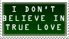 True Love Stamp by Spikytastic