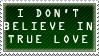 True Love Stamp by Spikytastic
