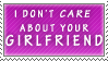 Don't Care Stamp -GF version- by Spikytastic