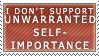 Unwarranted Stamp by Spikytastic