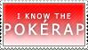 I Know It Stamp by Spikytastic