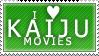 Kaiju Love Stamp by Spikytastic