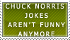 Chuck Norris Jokes Stamp by Spikytastic