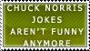 Chuck Norris Jokes Stamp by Spikytastic