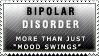 Bipolar Stamp by Spikytastic