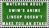 Adult Swim Otaku? Stamp by Spikytastic