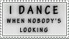 Dancing Stamp by Spikytastic