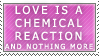 Love Defined Stamp by Spikytastic