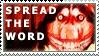 Smile.dog stamp by Spikytastic