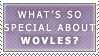 Why So Special Stamp by Spikytastic