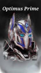 optimus prime  by nico9988