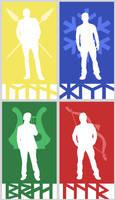 Four Gods
