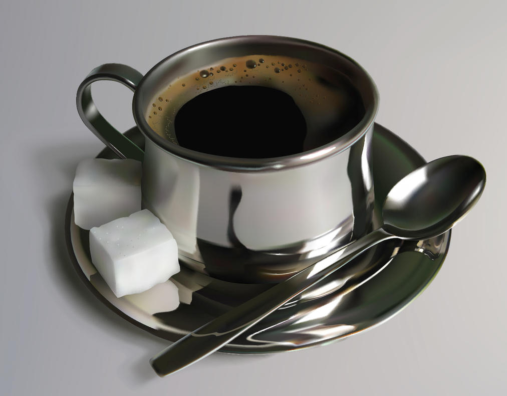 Coffee-cup by alegas