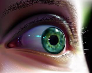 Eye by alegas