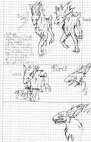 Skribbles Kiril by Celeun