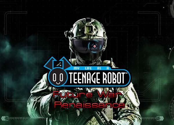 Mlaatr - Future War Renaissance