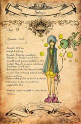 Oc Sninyc by DarkFantal