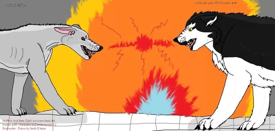 Survivors Dogs Fan Art
