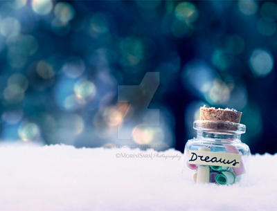 Dreams by Sara-Morini