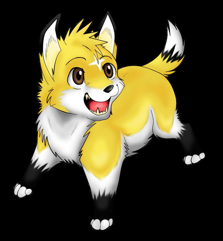 Puppy Raiki by ThatWildMary