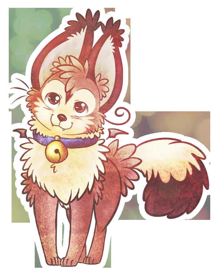 Little Fox by ThatWildMary