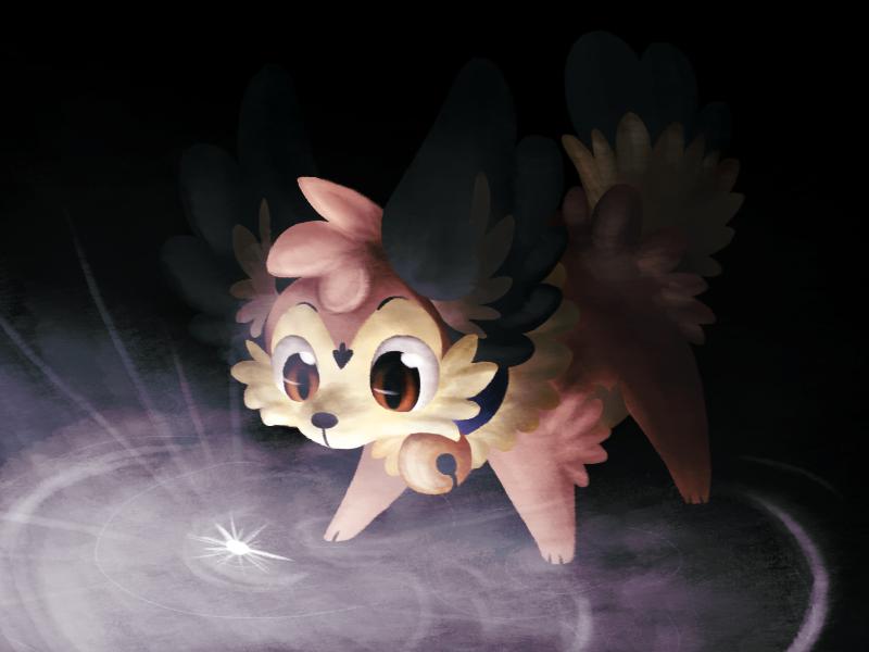 My Little Star by ThatWildMary