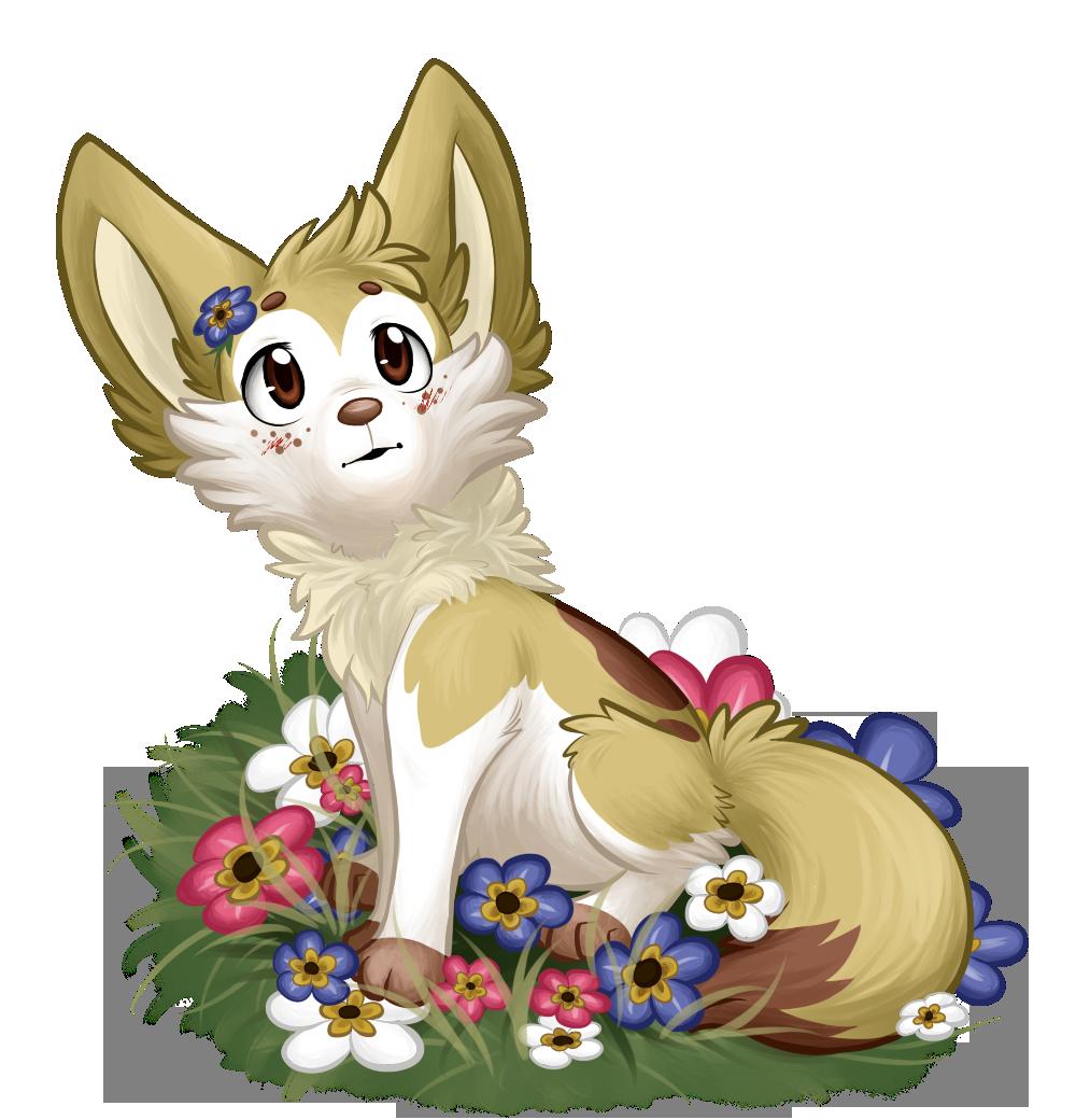 Flower Boy by ThatWildMary