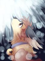 Brave Heart [Speedpaint] by ThatWildMary