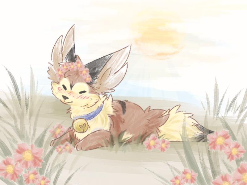 I'm a Flower by ThatWildMary