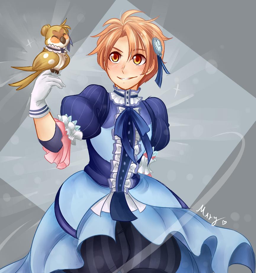 Prettiest Princess~ by ThatWildMary