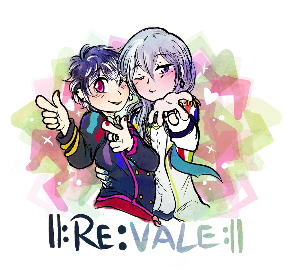 Re:vale!! by ThatWildMary