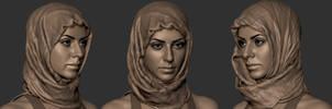 Hijab #2 by 3eof