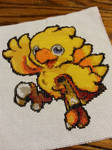 Chocobo Cross Stitch