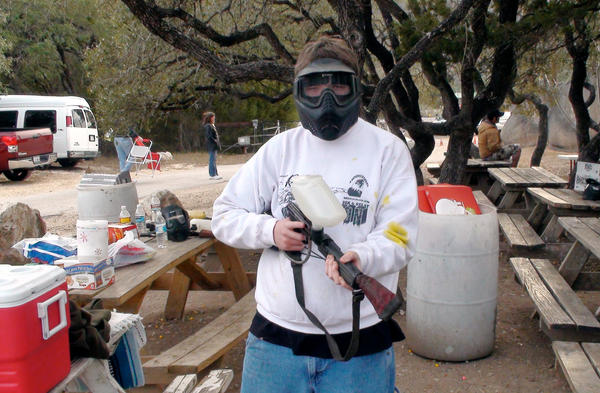 Me with paintball gear