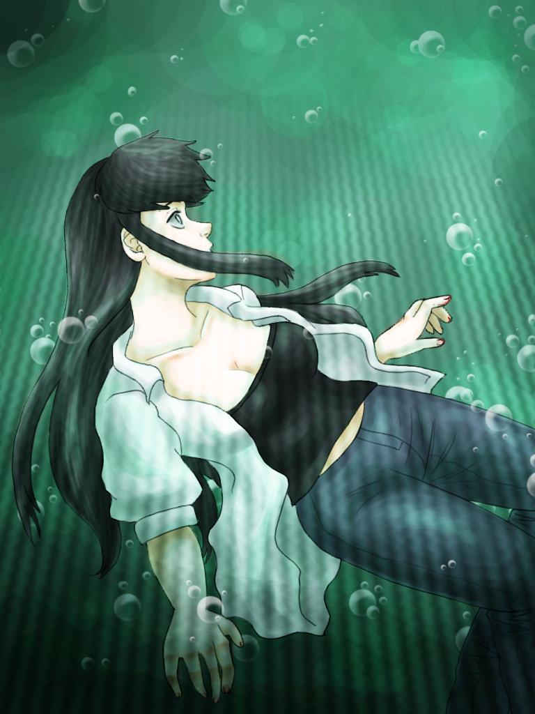 Underwater by Manga-Lauren