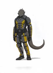 Zenn armor by Sarspax